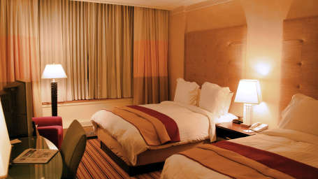 Deluxe Room TGI Grand Nirvanaa Resort Indore