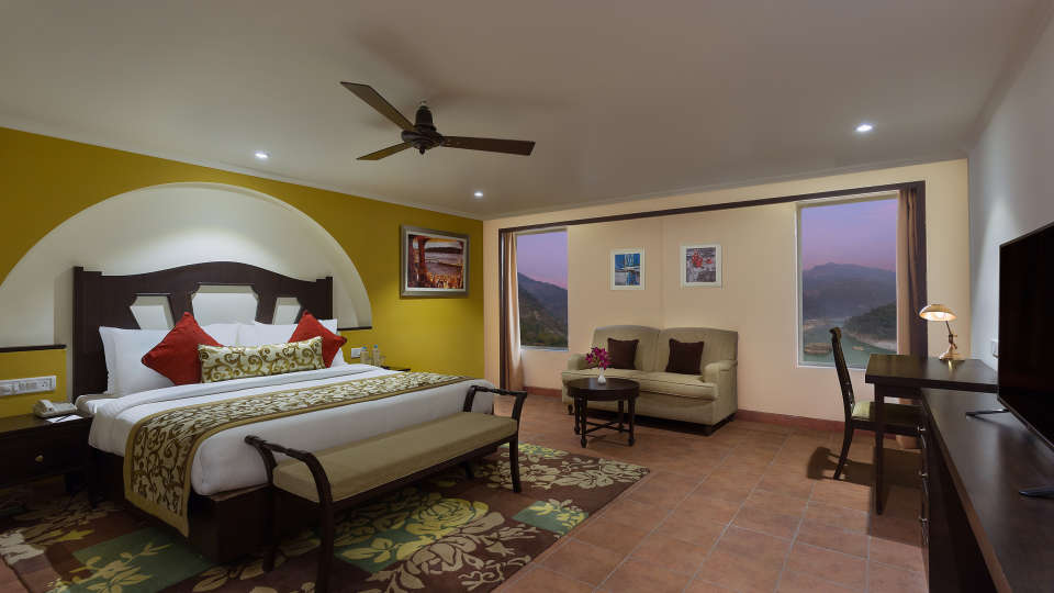 Aloha on the Ganges Rishikesh 2 BR Premium Apartments
