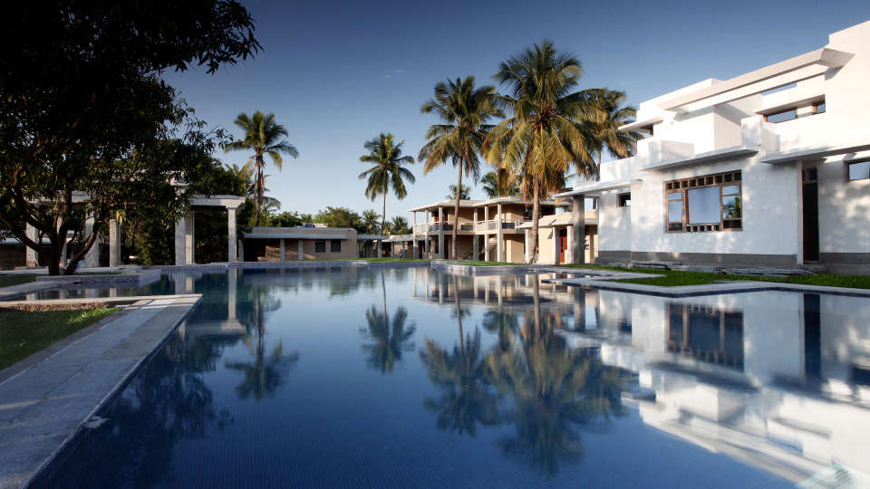 Heritage Resort Hampi Hampi 3. Pushkarni Swimming Pool 1