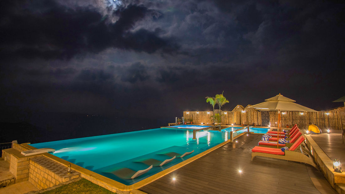 1560241876Infinity-Pool-at-night-in-Polo-Orchid-Resort -Cherrapunjee