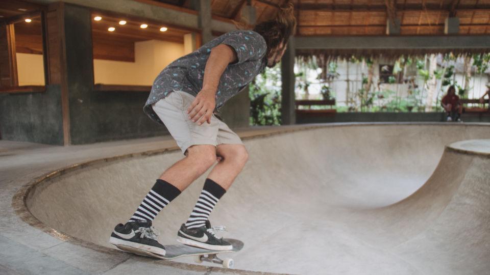 X-Bravo Bowl Skate-13