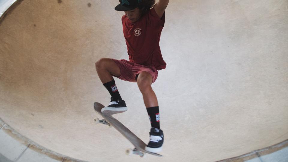 X-Bravo Bowl Skate-47