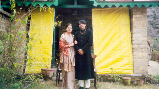 The Ramgarh Bungalows - 19th C, Kumaon Hills Kumaon Weddings The Ramgarh Bungalows 1