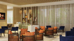 Neelkanth Sarovar Premiere Luxury Hotel in Lusaka Deli
