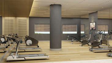 Neelkanth Sarovar Premiere Luxury Hotel in Lusaka Gym