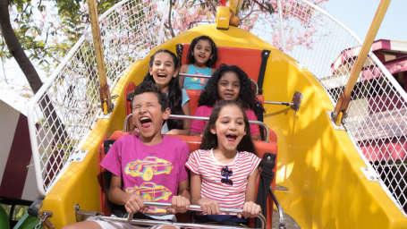 Kids Zone in Wonderla Bengaluru Wonderla Amusement Park in Bangalore Bangalore ParkeMINI PIRATE SHIP1