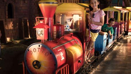 vyjuKids Zone in Wonderla Bengaluru Wonderla Amusement Park in Bangalore Bangalore ParkMINI EXPRESS2