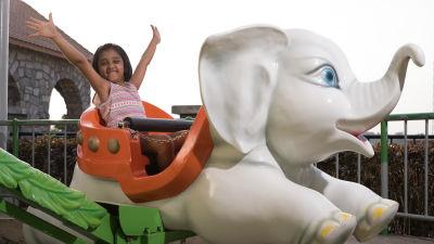 Kids Zone in Wonderla Bengaluru Wonderla Amusement Park, Bangalore Bangalore Park 6520FLYING JUMBO