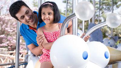 Kids Zone in Wonderla Bengaluru Wonderla Amusement Park, Bangalore Bangalore Park 85Magic Mushroom5