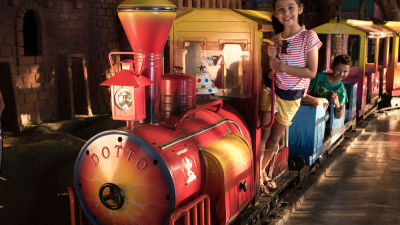 vyjuKids Zone in Wonderla Bengaluru Wonderla Amusement Park, Bangalore Bangalore ParkMINI EXPRESS2