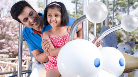 Kids Zone in Wonderla Bengaluru Wonderla Amusement Park, Bengaluru Bengaluru Park 85Magic Mushroom5