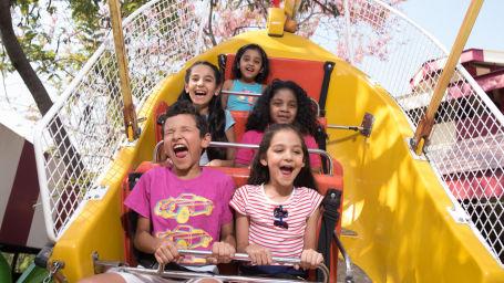 Kids Zone in Wonderla Bengaluru Wonderla Amusement Park, Bengaluru Bengaluru ParkeMINI PIRATE SHIP1