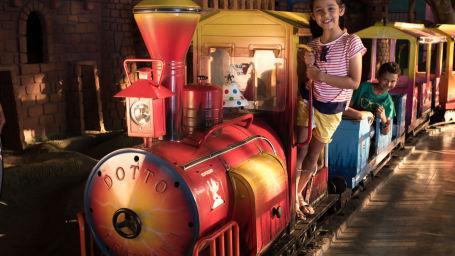 vyjuKids Zone in Wonderla Bengaluru Wonderla Amusement Park, Bengaluru Bengaluru ParkMINI EXPRESS2