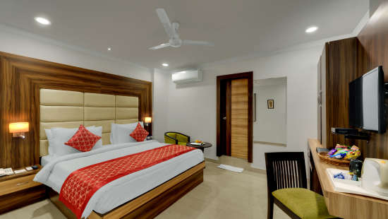 Avins Beacon Hotel in Udaipur Deluxe Room