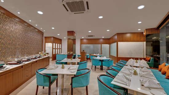 Avins Beacon Hotel in Udaipur Flavours Restaurant 1