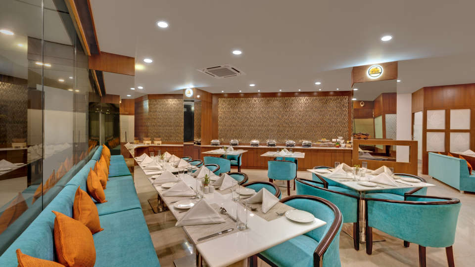 Avins Beacon Hotel in Udaipur Flavours Restaurant