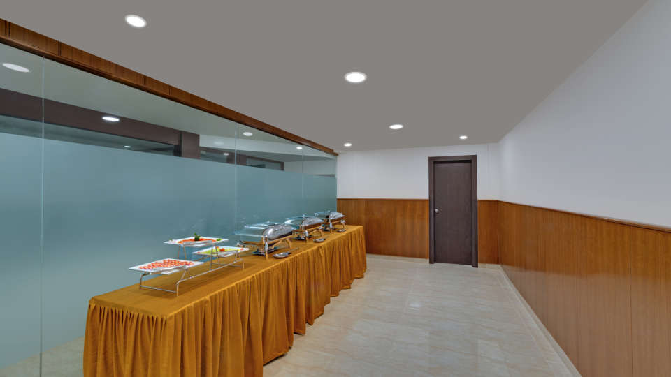 Avins Beacon Hotel in Udaipur Iris - Pre Function Area