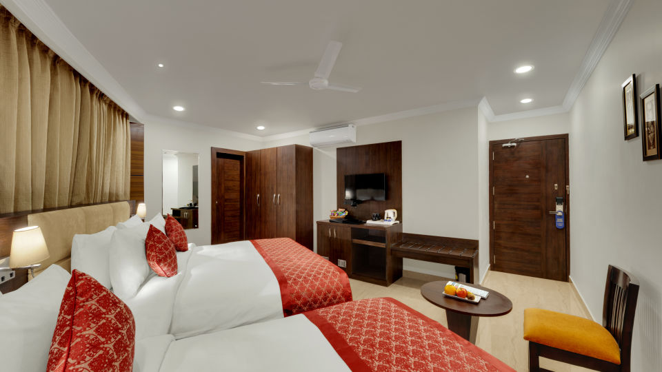 Avins Beacon Hotel in Udaipur Executive Room 2