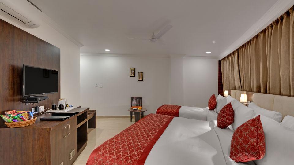 Avins Beacon Hotel in Udaipur Executive Room 3