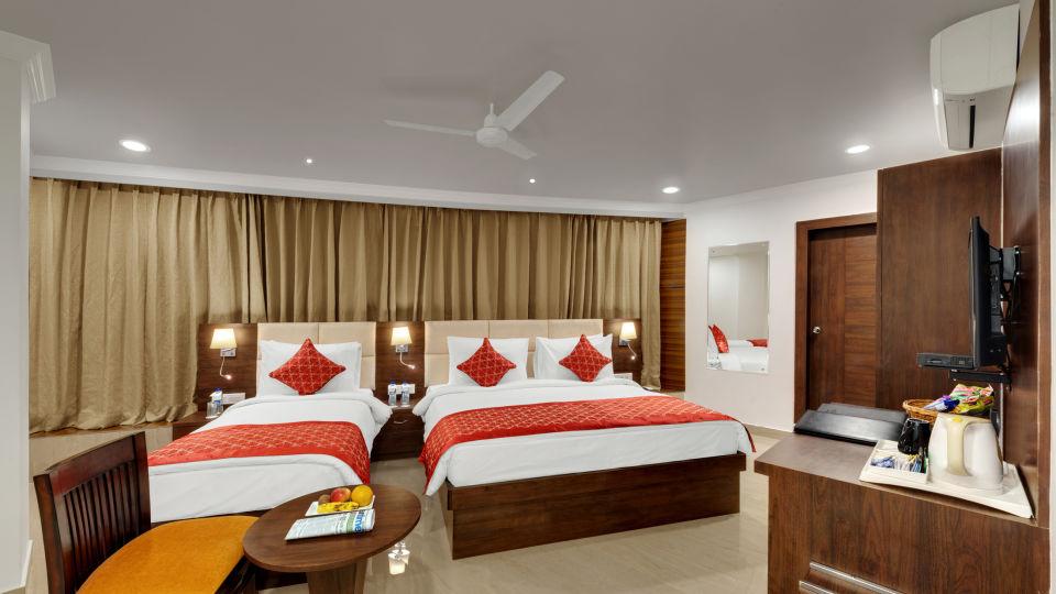 Avins Beacon Hotel in Udaipur Executive Room