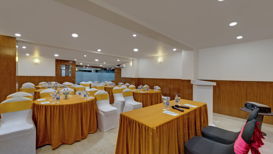 Avins Beacon Hotel in Udaipur Iris - Banquet Hall 2