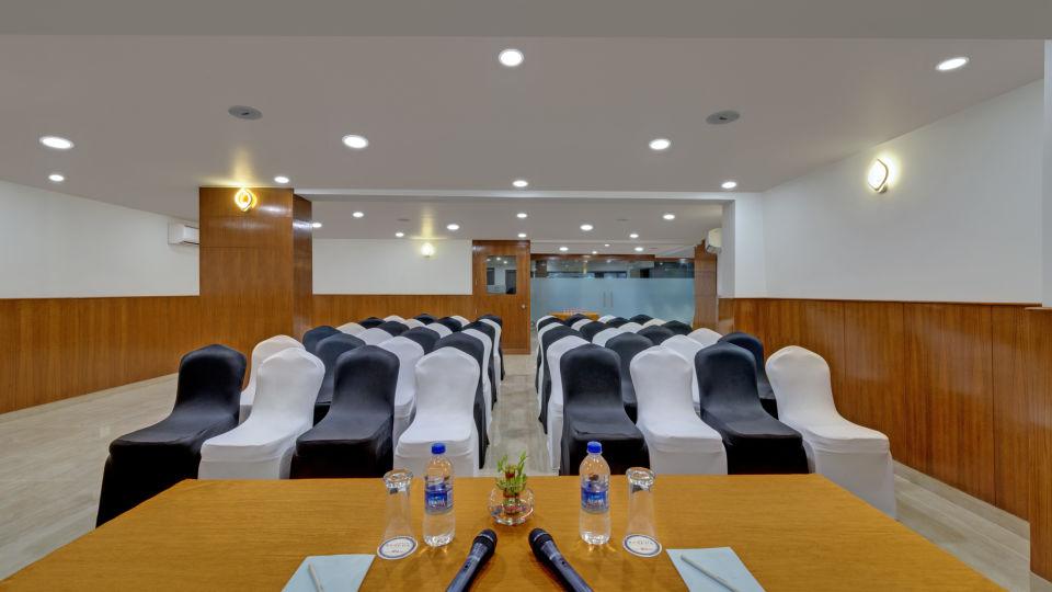 Avins Beacon Hotel in Udaipur Iris - Banquet Hall