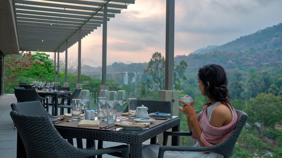 Al Fresco Dining Area - Restaurant 4
