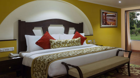 Aloha On the Ganges Rishikesh Deluxe room edited