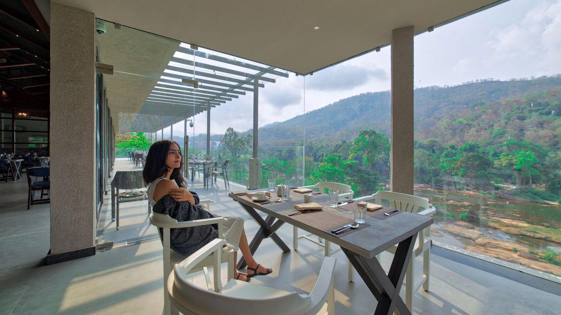 Al Fresco Dining Area - Restaurant 5