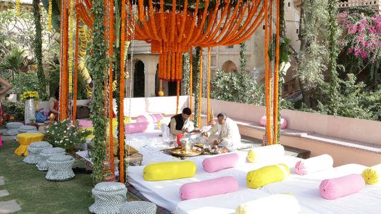 Deo Bagh - 17th C, Gwalior Gwalior Destination Weddings Deo Bagh Gwalior 5