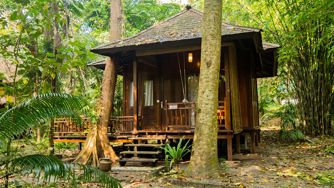 Villas at Barefoot at Havelock Andaman resort qlgftb