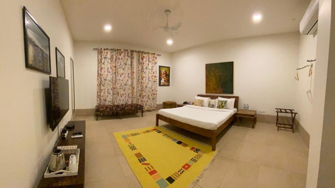 3 Bedroom Villa Karma Lakelands Villas in Gurgaon Luxury Accommodation in Gurgaon Suites in Gurgaon 6