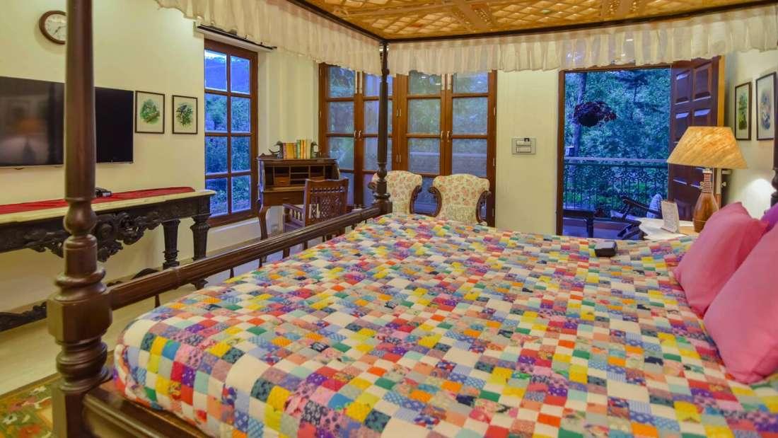 Bulbul Superior Room 2 Shaheen Bagh Resort Dehradun