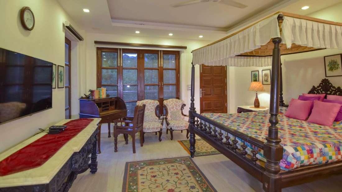 Bulbul Superior Room 4 Shaheen Bagh Resort Dehradun