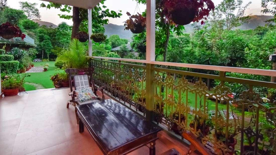 Bulbul Superior Room Shaheen Bagh Resort Dehradun