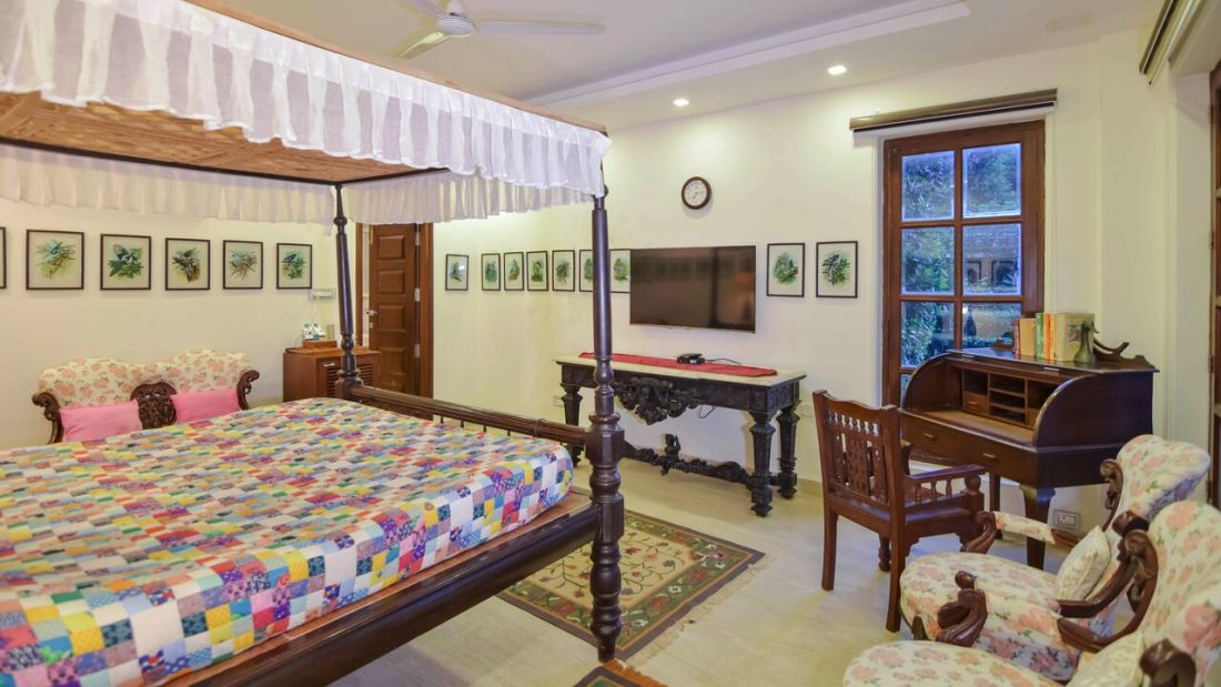 Vintage Room_ Shaheen Bagh Resort Dehradun_Resort In Dehradun Hill View Room Room_Dehradun Resort 5 Shaheen Bagh Resort Dehradun