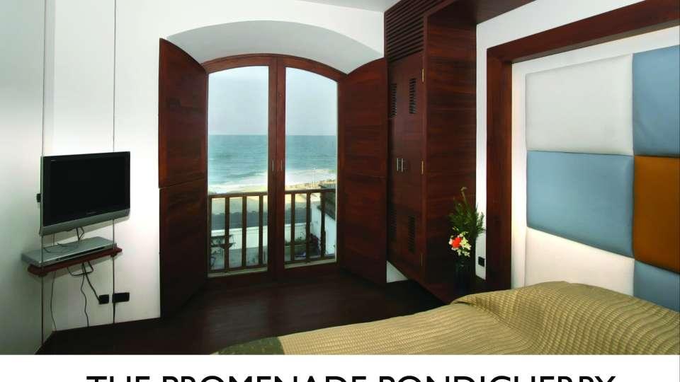 Sea Facing Deluxe Room The Promenade Pondicherry