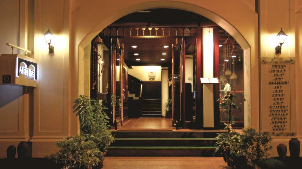 Hotel Arches, Fort Kochi Kochi exterior view 1 Hotel Arches Fort Kochi