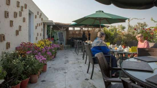Rooftop Dining, Defence Colony, Hotels in New Delhi