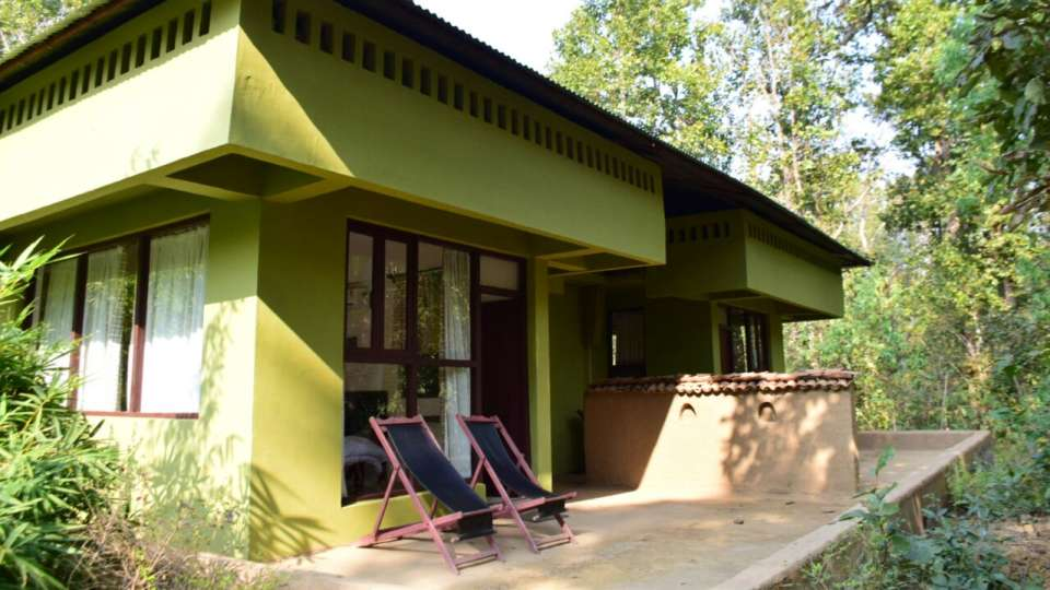 Kanha Sitout, Resorts near Raipur, Asteya Kanha Resort