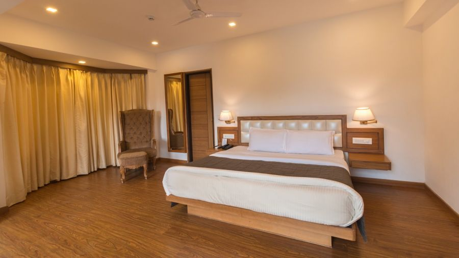 hotel rooms in Mussoorie, Hotels near Mussoorie Waterfalls, Hotel Pacific Mussoorie