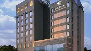 Facade view Hotel Park Plaza, Faridabad - A Carlson Brand Managed by Sarovar Hotels, Hotels in Faridabad