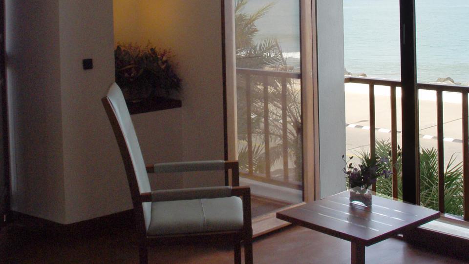 Room View The Promenade Pondicherry