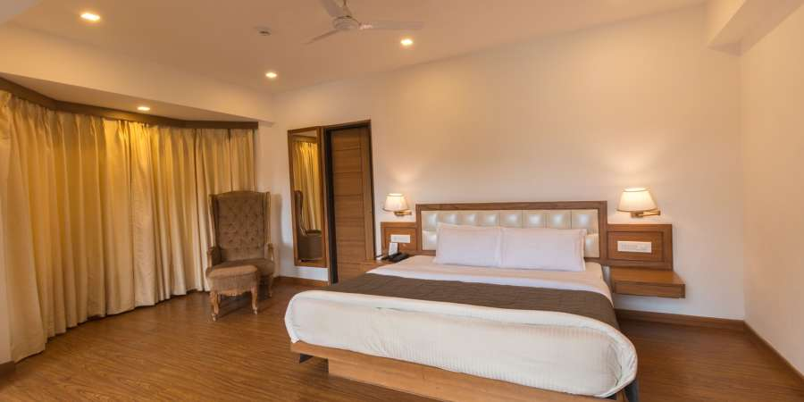 alt-text hotel rooms in Mussoorie, Hotels near Mussoorie Waterfalls, Hotel Pacific Mussoorie