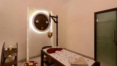 Anubhut Spa in Mathura at Shri Radha Brij Vasundhara Resort Spa Mathura 2