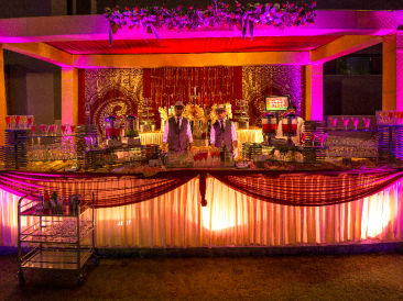 theme catering at Narayani Heights, catering services in ahmedabad 2