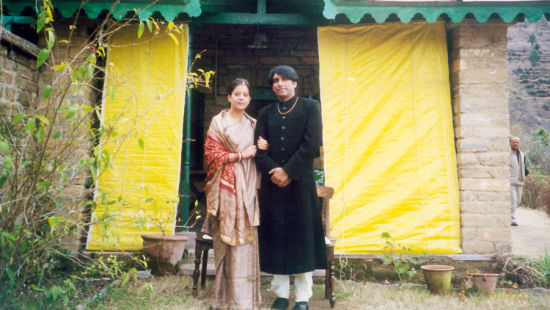 The Glasshouse on The Ganges - 21st C, Rishikesh Rishikesh Wedding The Glasshouse on The Ganges Rishikesh 2