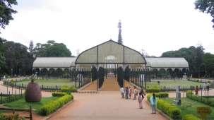 Lalbagh Botanical Garden near Blupetal Hotel