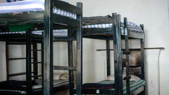 Greenlands Youth Hostel & International Tourist Home Kodaikanal dorm beds
