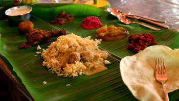 Anjappar Chettinad Restaurant - Central Suites Koramangala Bangalore